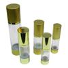 Airless Bottles - Gold Caps