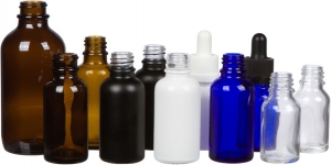 Glass Tincture Bottles