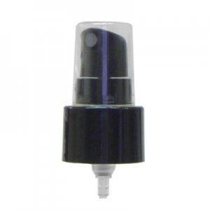 "Sprayer, 20/410, Black, Smooth, Uncut Diptube Length = 5 3/4"" (146.05mm)"