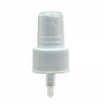 "Sprayer, 24/410, White, Ribbed, Uncut Diptube Length = 6.75"" - CASE"