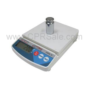 Compact Digital Precision Scale Balance, 500g x 0.1g, Plastic Pan